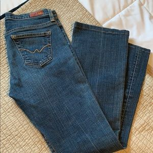 AG-Adriano Goldschmied- the Angel Womens jeans